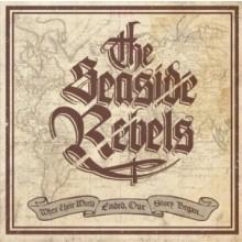 "Seaside Rebels-When Their World..-10""LP lim.100 Black(2nd press)"