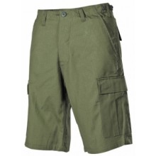 Army Shorts - Oliv (US-BDU Ripstop)