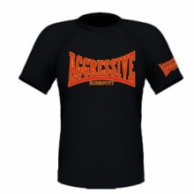 AGGRESSIVE - T-Shirt Black