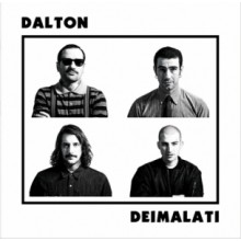 "Dalton - Deimalati - 12""LP lim.300 white 2nd press"