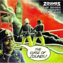 ZOUNDS-The Curse Of Zounds -Discography 80-01 CD
