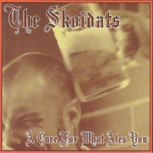 Skoidats,The - A Cure For What Ales You  Digipack CD