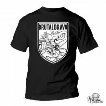 Brutal Bravo - T-Shirt Black