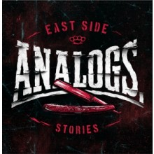 "ANALOGS,THE - EAST SIDE STORIES 7""EP lim. Red"