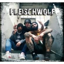 """Fleischwolf - s/t 12""""LP lim.250 Black"""