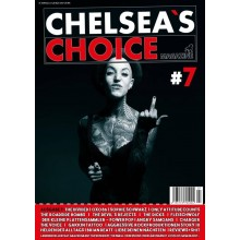 Chelsea`s Choice Magazine #7 INCL. FREE FLEXI 7""