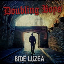 "Doubling Boys - Bide Luzea 7""EP lim. 500 black"