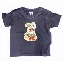 Almost Nasty - Kids Shirt navy blue