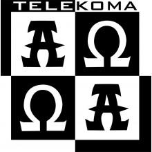 """Telekoma - Anfang Oder Ende 12""""LP re-press"""