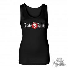 Rude Pride - Classic - Girl Tanktop black