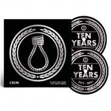 """CRIM - """"10 Anys Per Veure Una Bona Merda"""" - 2xCD incl. Bonus"""