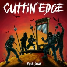 Cuttin' Edge - Face Down CD