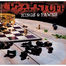 "Cheap Stuff - ""Kings And Pawns"" 12""GF-LP lim.200 black incl. download"