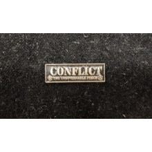 Conflict - Metal-Pin