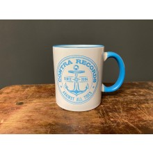 "Contra Records - ""Anchor new"" - Tasse/Mug"