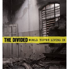 "Divided,The - ""World You're Living In"" 12""LP lim. 400 black (PRE ORDER)"