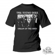 "Young Ones,The - ""Cream Of The Crop"" T-Shirt black"