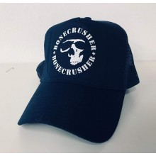 Bonecrusher - Trucker Cap dark navy blue