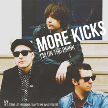 "More Kicks - I´m On The Brink 7""EP"