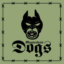 "Masterless Dogs - s/t 7""EP lim.150 army green  (incl. Download)"