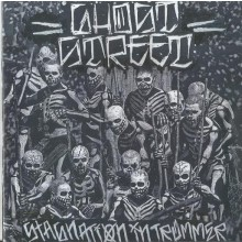 Ghost Street - stagnnation in trümmer CD