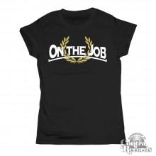 On the Job - classic - Girl Shirt black