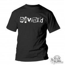"Divided,The - ""World You're Living In"" T-Shirt black (PRE ORDER)"
