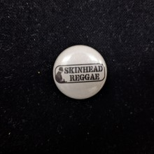 Skinhead Reggae  - Button (25mm)