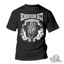 """Komintern Sect - """"Dans Les Tribunes"""" T-Shirt black"""