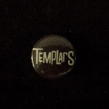 Templars - Button 25mm