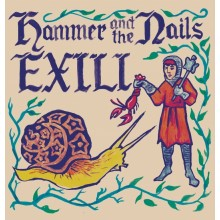 "V/A Hammer and The Nails / Exili - Split 12""M-LP"