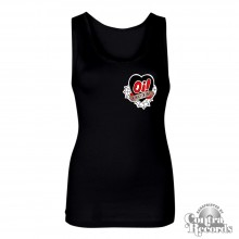 Oi! A way Of Life - Girl Tanktop black