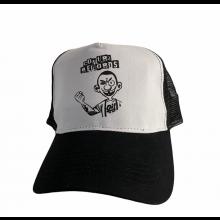 """Contra Records """"Oi!"""" - Trucker Cap black/white"""