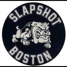 "Slapshot Bulldog - 12"" Slipmat"