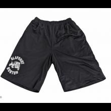Slapshot - bulldog - Mesh Shorts black