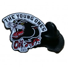 "Metall-Pin - Young Ones,The - ""Oi! With A Bite"""