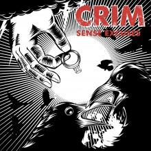 """CRIM - Sense excuses 7""""EP lim. smoke"""