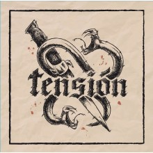"Tension - s/t 12""LP lim. white vinyl"