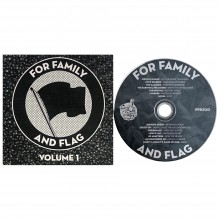 V/A FOR FAMILY AND FLAG VOL. 1 CD
