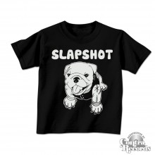 "Slapshot - ""puppy"" Kids Shirt black"