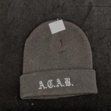 A.C.A.B - Beanie black