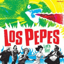 "Los Pepes - Let´s Go 12""LP lim.300 black"