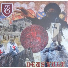 "The Templars ‎- Deus Vult 12""LP"