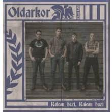 """Oldarkor - Kalean Hezi, Kalean Hazi 7""""EP"""