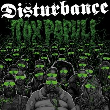 "DISTURBANCE ""Tox Populi"" 12""LP lim. green vinyl"