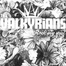 The Valkyrians ‎- Rock My Soul - CD