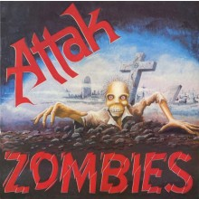Attak ‎- Zombies CD