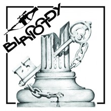 """Bloody Riot - s/t - 7""""EP"""