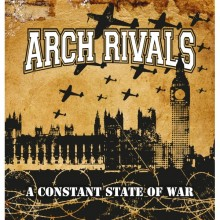 "Arch Rivals ‎- A Constant State Of War 12""LP"