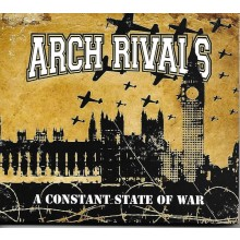 Arch Rivals ‎- A Constant State Of War CD